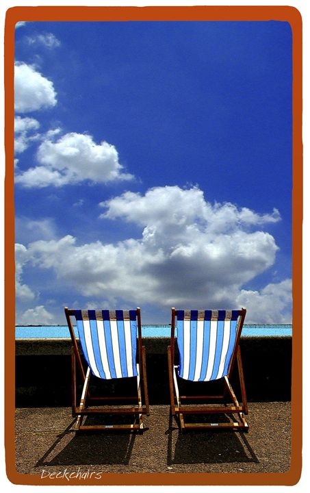 Deckchairs - Lighthouse Publishing