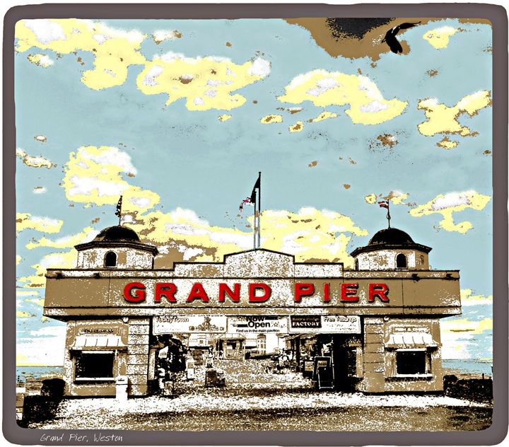 Grand Pier - Lighthouse Publishing