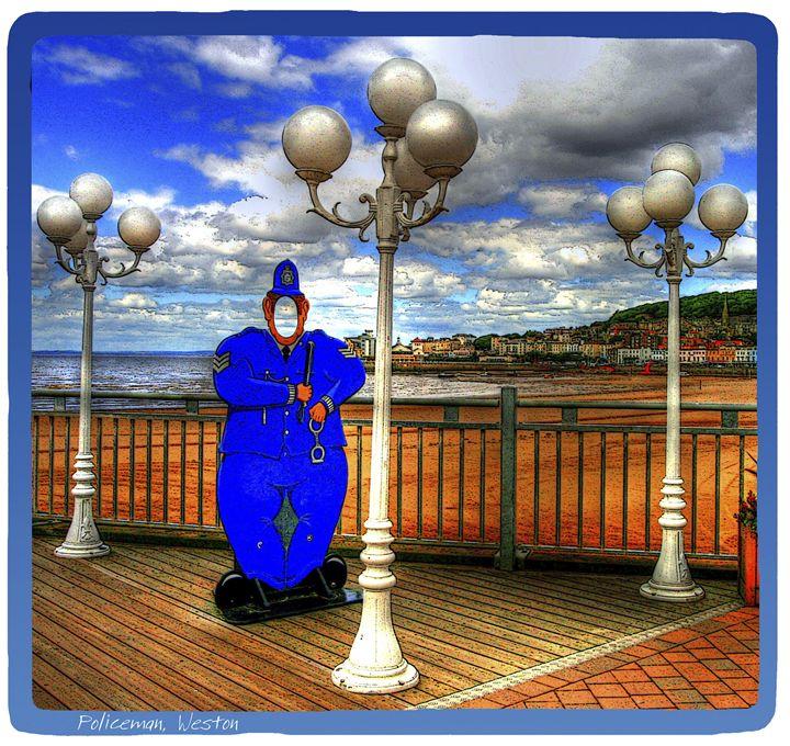 Pier Policeman - Lighthouse Publishing