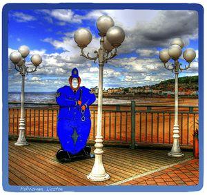 Pier Policeman