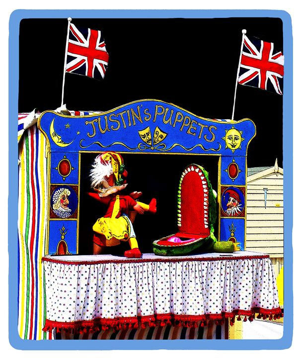 Punch & Judy - Lighthouse Publishing