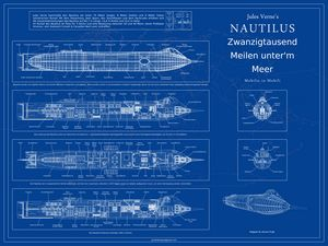 Nautilus Blueprint Deutsche A1