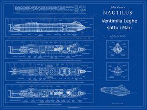 Nautilus Blueprint Italian A1