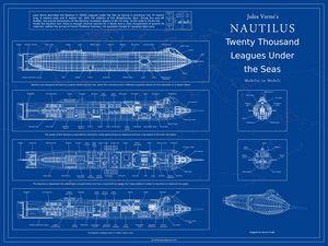 Nautilus Blueprint English A1