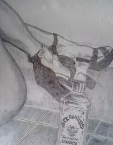 Don't be shy, drink with me - Penitentiary Of Art SA