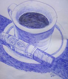 Coffee& Cigar Miss?