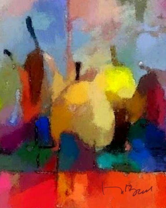 Five Pears - Don Berg