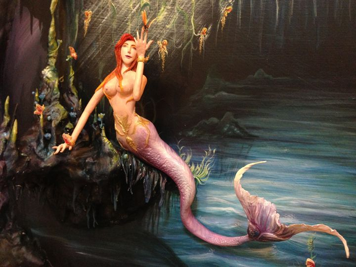 Mermaid - Surawat Gallery
