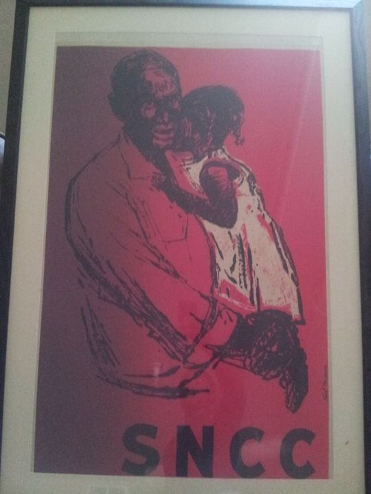 Earl Newman SNCC - Larry Baldwin