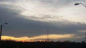 An Evening Sky