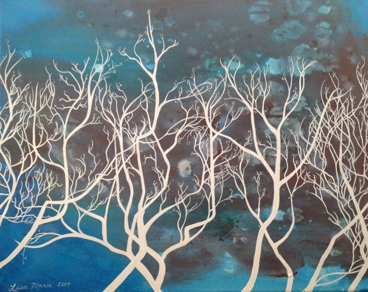Winter Trees - Lisa Maria