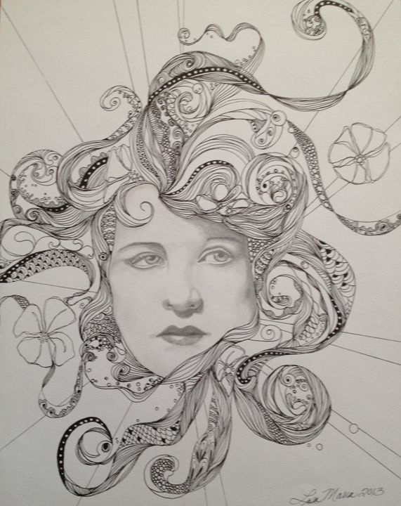 Oceanic Glamour - Lisa Maria