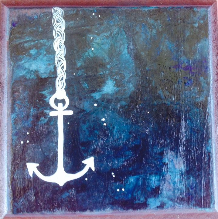 Anchor Whimsy - Lisa Maria