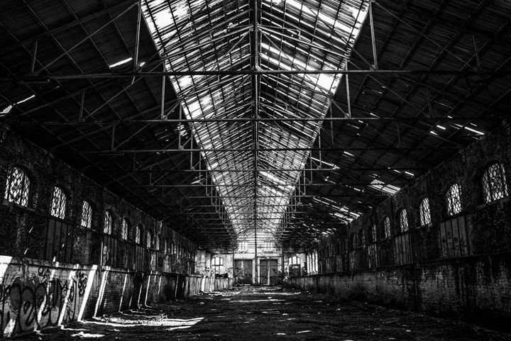 Abandoned - Photography Vos