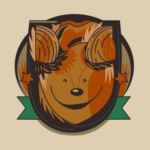 Stylish Animal Emblem