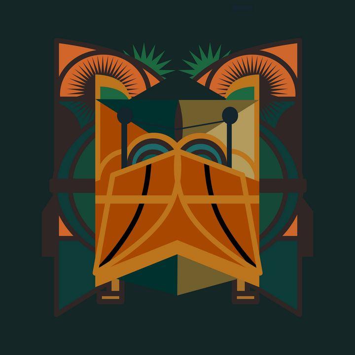 Decorative Emblem - This is Elli's Art