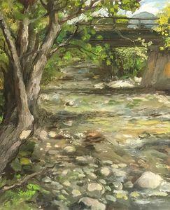 Up Moodna Creek