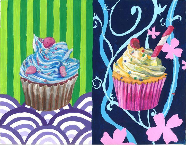 Cupcakes - Gabby Heller