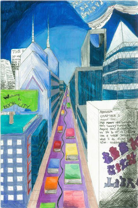 Book City - Gabby Heller