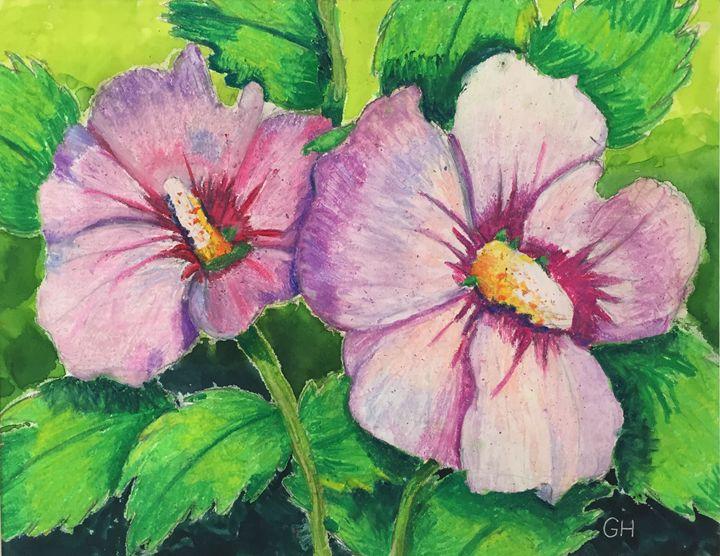 Lilies - Gabby Heller