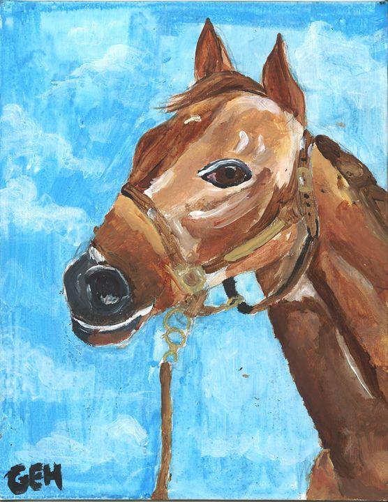 Horse - Gabby Heller