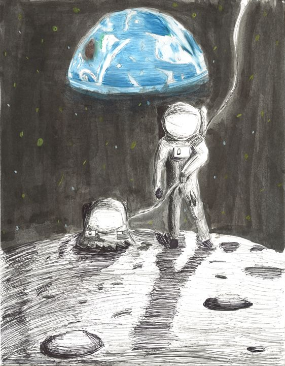 Moon Monster - Gabby Heller