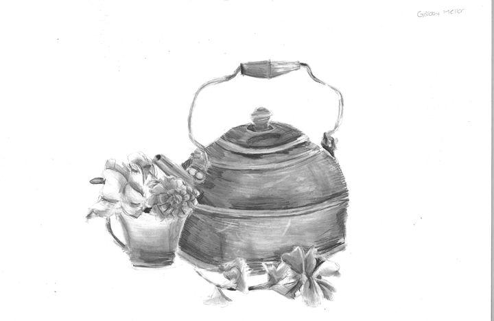 Teapot - Gabby Heller