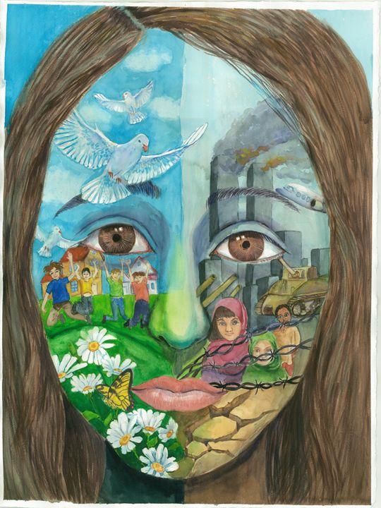Duality: War & Peace - Gabby Heller