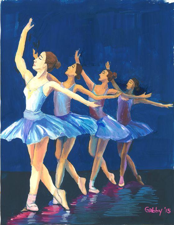 Ballerinas - Gabby Heller
