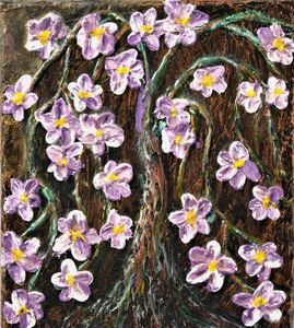 Lilac Flower Tree