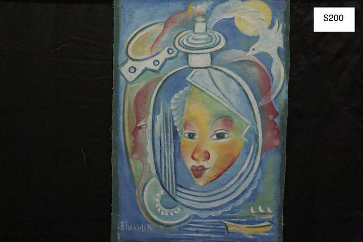imagine - Haiti's Pure Art