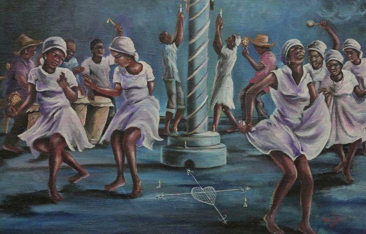 RITUAL - Haiti's Pure Art