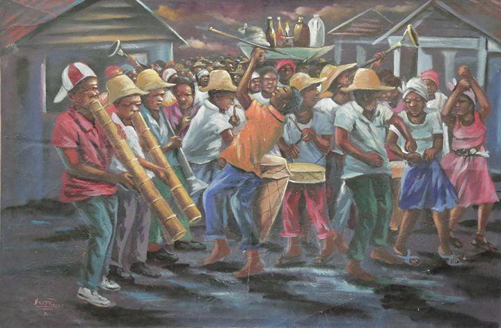 celebration - Haiti's Pure Art