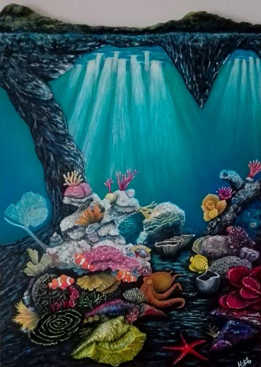 Treasure of the undersea world - M.Hasanah