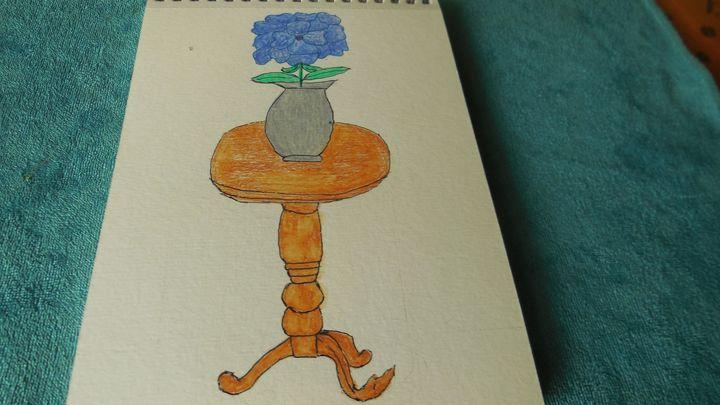 Hydrangea Hype - QuirkyBylinesArt