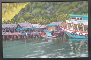 Koh Chang Boats