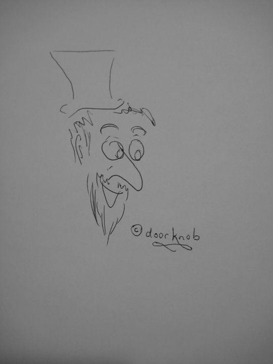 Cartoon - Abish