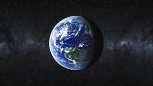 Earth From Spae