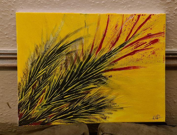 wheat branch - kalstef