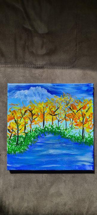 autumn forest - kalstef