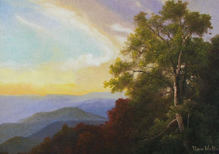 Smokies I by Ron Williams - Art Connoisseur
