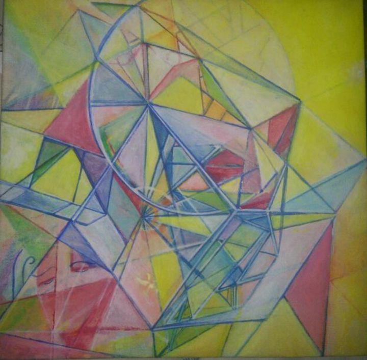 Geomantric - Reka Kiss