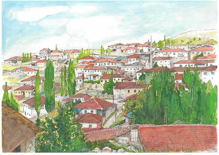 Ankara Deresi - Zarshat