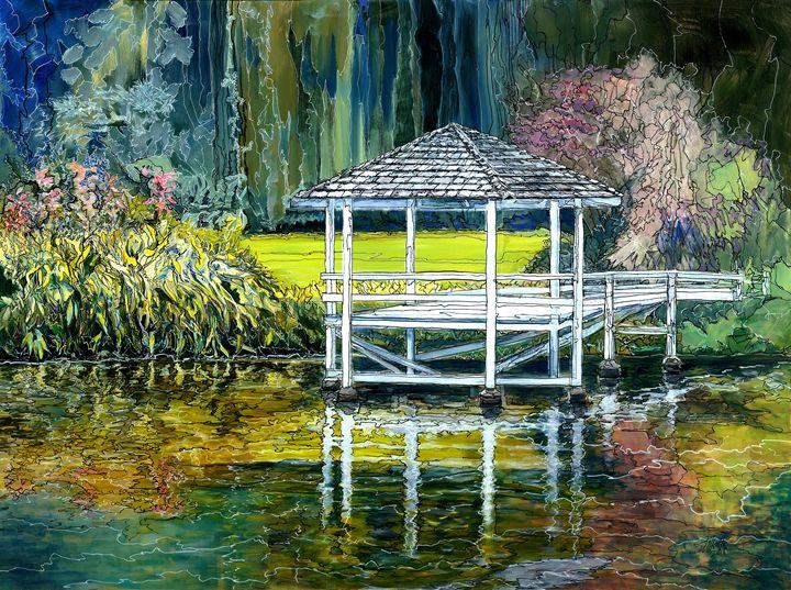 Haleiwa Joe's - Mike Mikottis Artworks