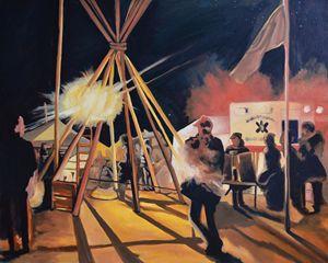 Standing Rock medics