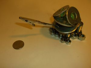 Frog Metal Sculpture - Creationswelded