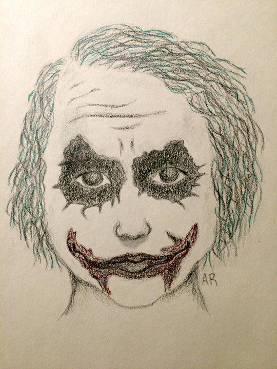 The Joker - Anna's Art