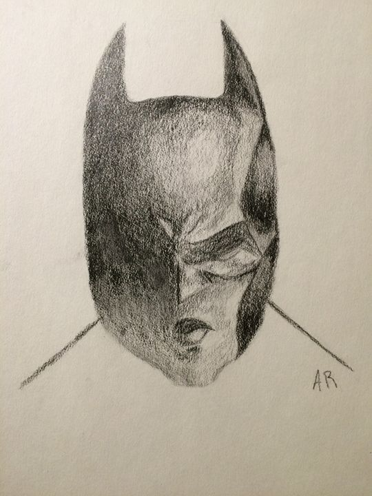 Batman - Anna's Art
