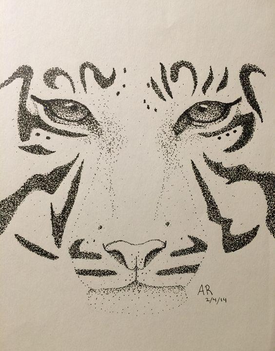 Tiger - Anna's Art