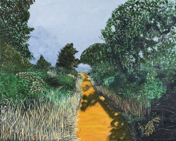 Almost There - Denise Gracias Fine Art